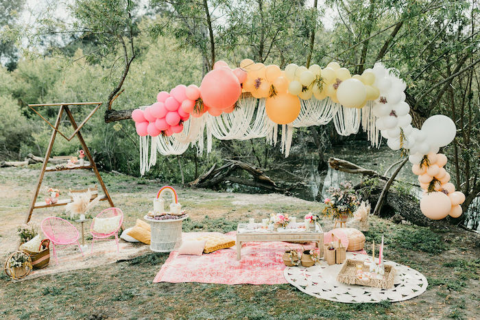 Alpaca Love Birthday Party on Kara's Party Ideas | KarasPartyIdeas.com (48)