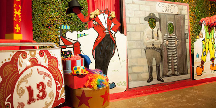 Circus Themed Bat Mitzvah on Kara's Party Ideas | KarasPartyIdeas.com (2)