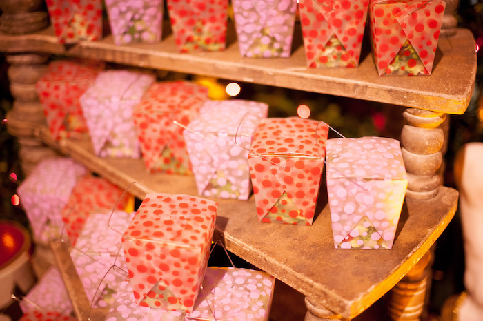 Circus-inspired Chinese Favor Cartons from a Circus Themed Bat Mitzvah on Kara's Party Ideas | KarasPartyIdeas.com (21)