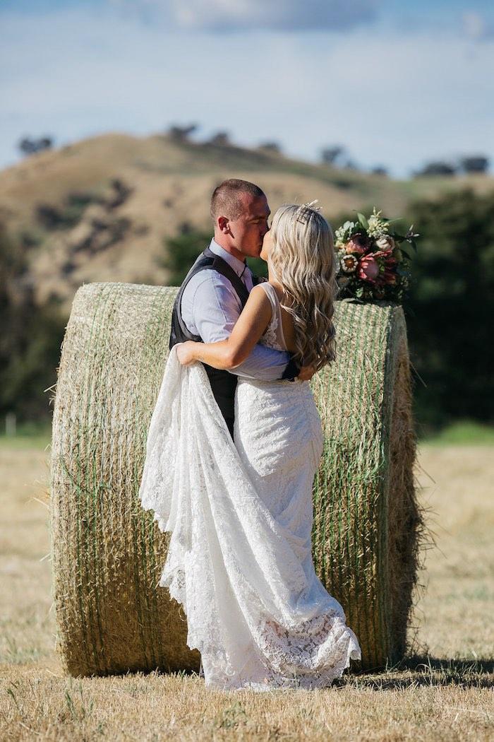Country Boho Wedding on Kara's Party Ideas | KarasPartyIdeas.com (17)