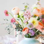 DIY Sunny Spring Tablescape on Kara's Party Ideas | KarasPartyIdeas.com (5)