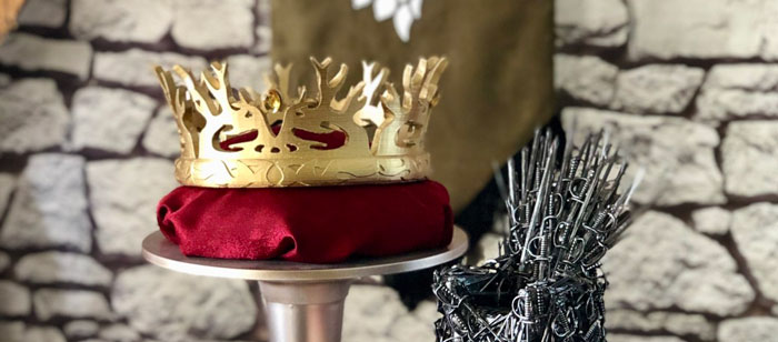 Game of Thrones Party on Kara's Party Ideas | KarasPartyIdeas.com (3)