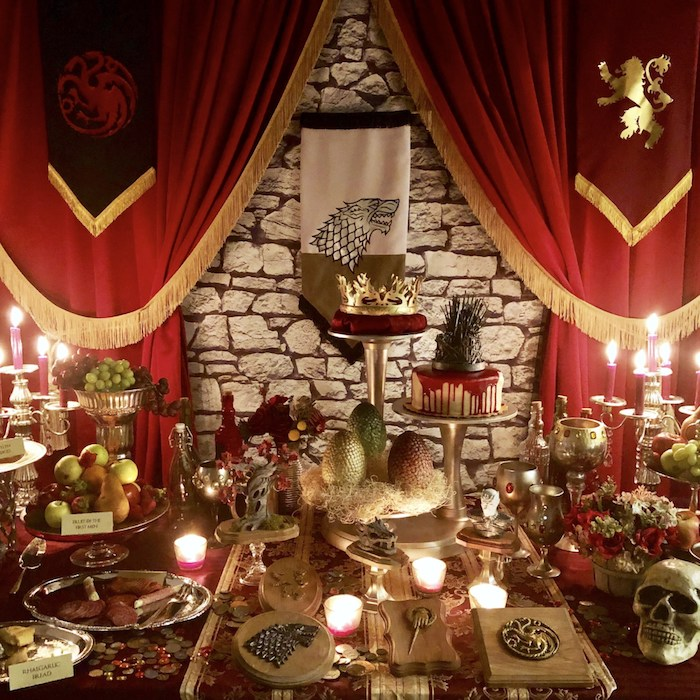 Game of Thrones Party on Kara's Party Ideas | KarasPartyIdeas.com (28)