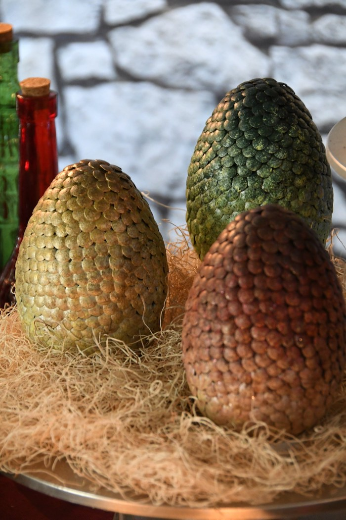Dragon Eggs from a Game of Thrones Party on Kara's Party Ideas | KarasPartyIdeas.com (25)