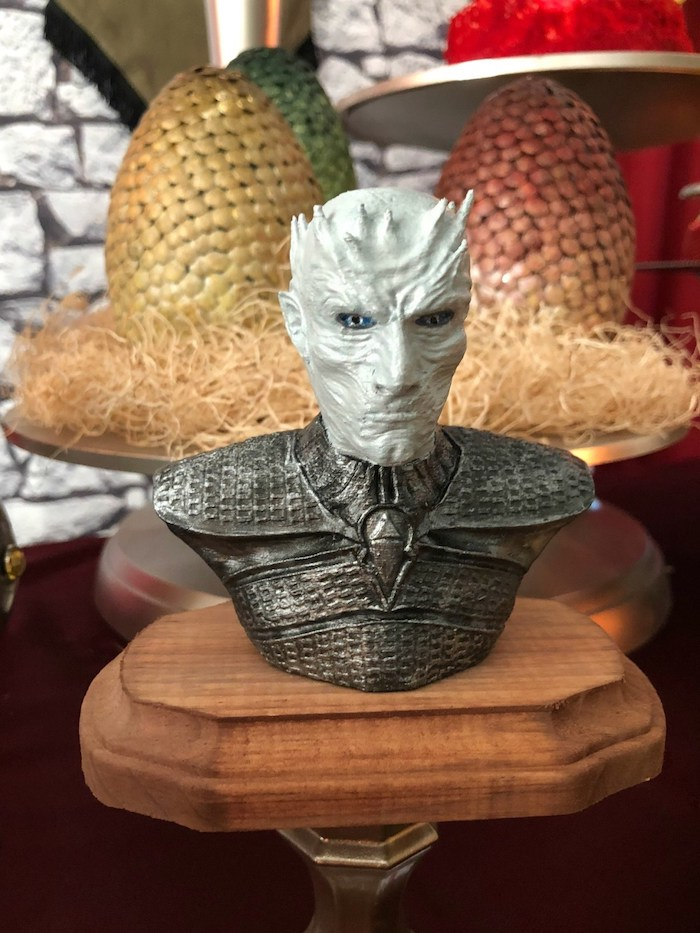 Knight King from a Game of Thrones Party on Kara's Party Ideas | KarasPartyIdeas.com (21)