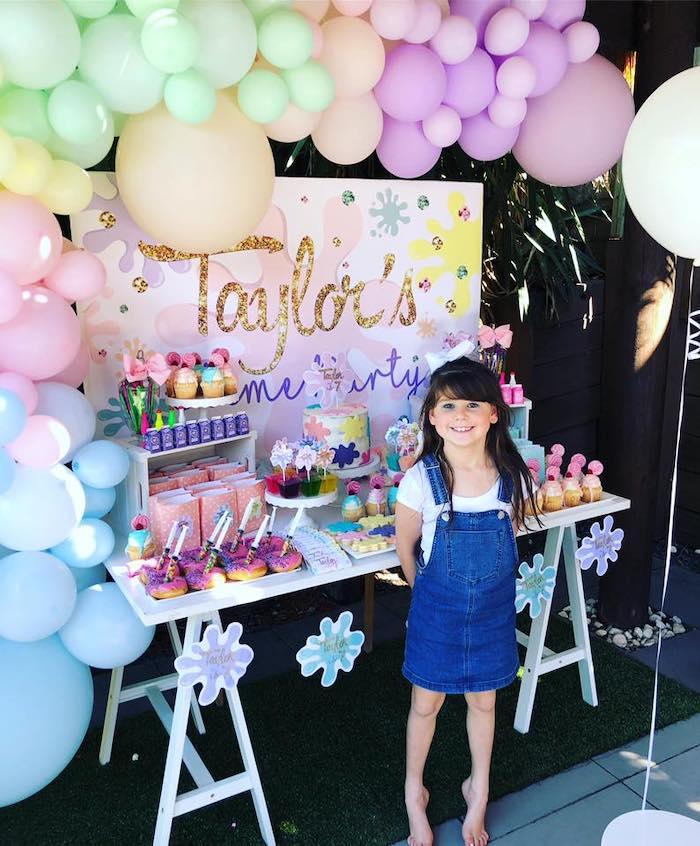 Girly Science Party on Kara's Party Ideas | KarasPartyIdeas.com (10)