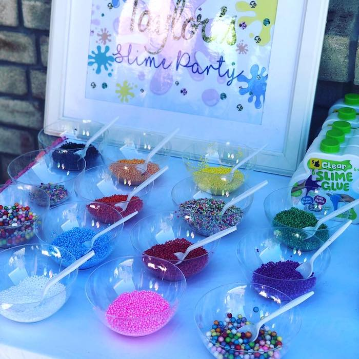 Sprinkle Bowls from a Girly Science Party on Kara's Party Ideas | KarasPartyIdeas.com (16)