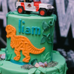 Jurassic Park Birthday Party on Kara's Party Ideas | KarasPartyIdeas.com (3)