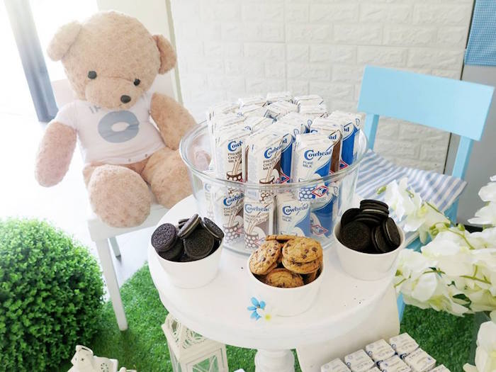Milk Cartons & Cookies from a Milk & Cookies Baptism Party on Kara's Party Ideas | KarasPartyIdeas.com (14)