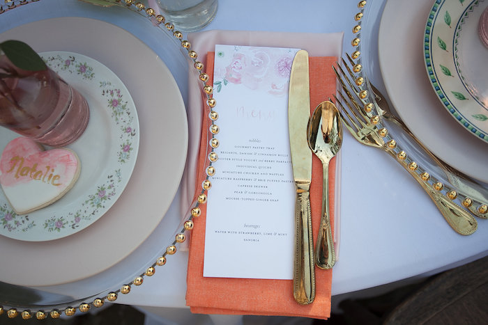 Menu Card from a Mother's Day Garden Brunch on Kara's Party Ideas | KarasPartyIdeas.com (26)