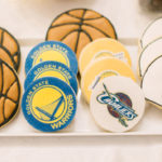 NBA Basketball Birthday Party on Kara's Party Ideas | KarasPartyIdeas.com (3)