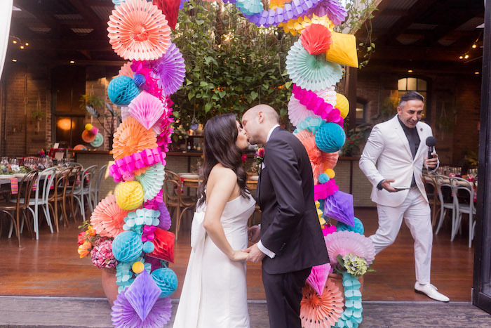 Peruvian Alpaca Inspired Wedding on Kara's Party Ideas | KarasPartyIdeas.com (9)