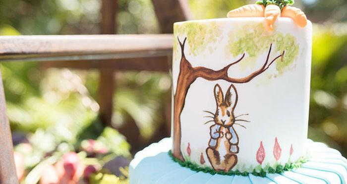 Peter Rabbit Baby Shower on Kara's Party Ideas | KarasPartyIdeas.com (4)