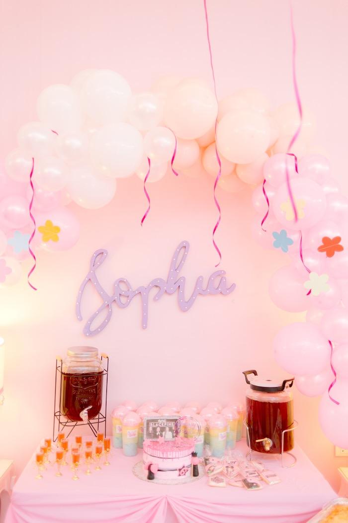 Spa Day Birthday Party on Kara's Party Ideas | KarasPartyIdeas.com (27)