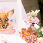 Spring Woodland Little Deer Birthday Party on Kara's Party Ideas | KarasPartyIdeas.com (1)
