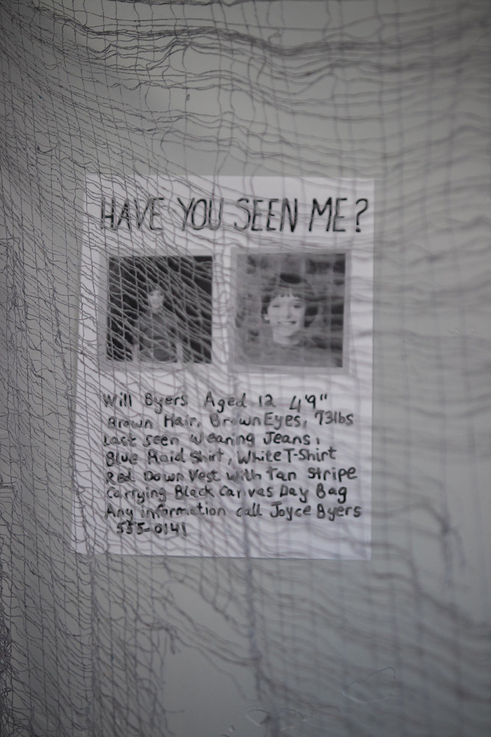 Will Buyers - Have You Seen Me Flyer from a Stranger Things Viewing Party on Kara's Party Ideas | KarasPartyIdeas.com (4)