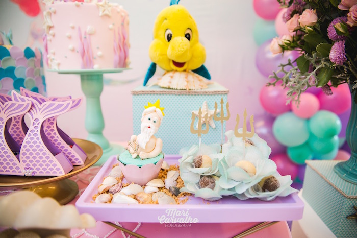 King Triton's Sweets from The Little Mermaid Birthday Party on Kara's Party Ideas | KarasPartyIdeas.com (22)