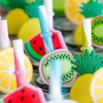 Tutti Fruitti Birthday Party on Kara's Party Ideas | KarasPartyIdeas.com (1)