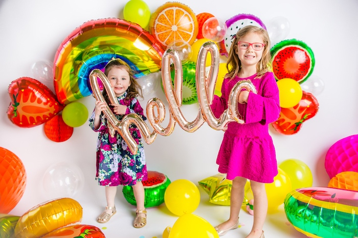 Tutti Frutti Color Pop Party on Kara's Party Ideas | KarasPartyIdeas.com (7)