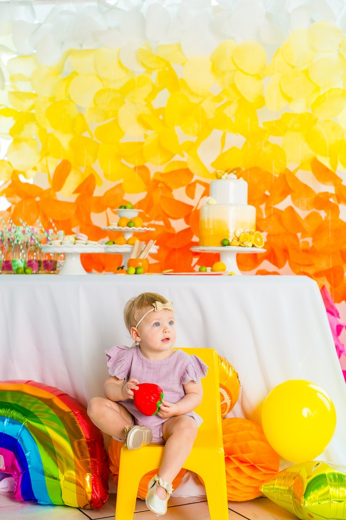 Tutti Frutti Color Pop Party on Kara's Party Ideas | KarasPartyIdeas.com (23)