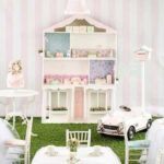 Doll House Birthday Party + Cake on Kara's Party Ideas | KarasPartyIdeas.com (2)
