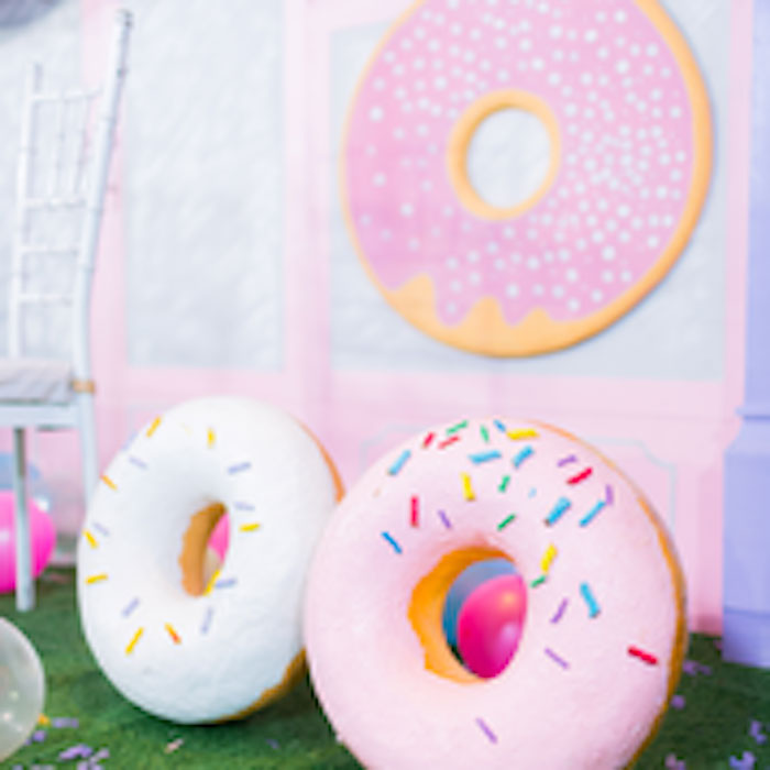 Donut Props from a Donut-Land Birthday Party on Kara's Party Ideas | KarasPartyIdeas.com (7)