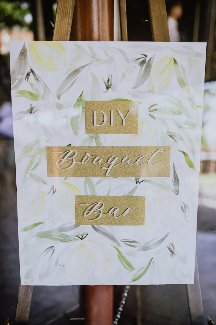 DIY Bouquet Bar - Print from a Farmer's Market Mother's Day Event on Kara's Party Ideas | KarasPartyIdeas.com (19)