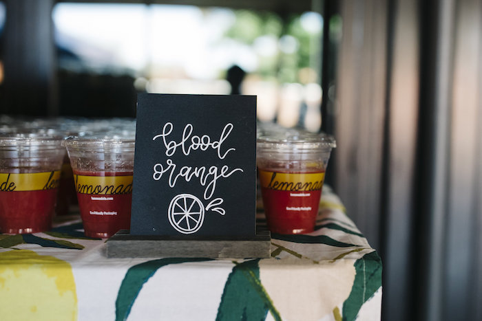 Blood Orange Drinks from a Farmer's Market Mother's Day Event on Kara's Party Ideas | KarasPartyIdeas.com (17)