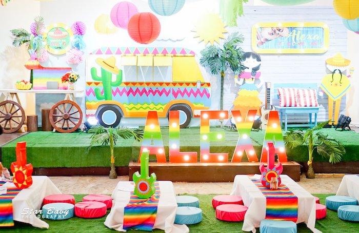 Mexican Fiesta Birthday Party on Kara's Party Ideas | KarasPartyIdeas.com (30)