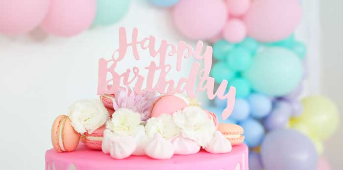Pastel Sorbet Inspired Balloon Birthday Party on Kara's Party Ideas | KarasPartyIdeas.com (5)