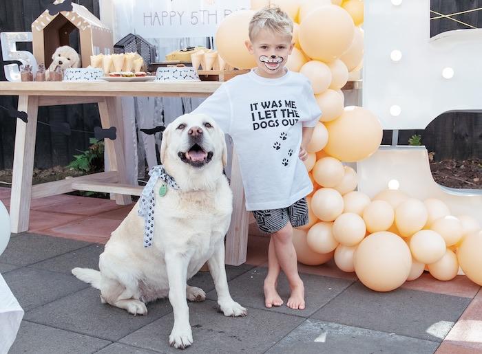 Puppy Party on Kara's Party Ideas | KarasPartyIdeas.com (11)