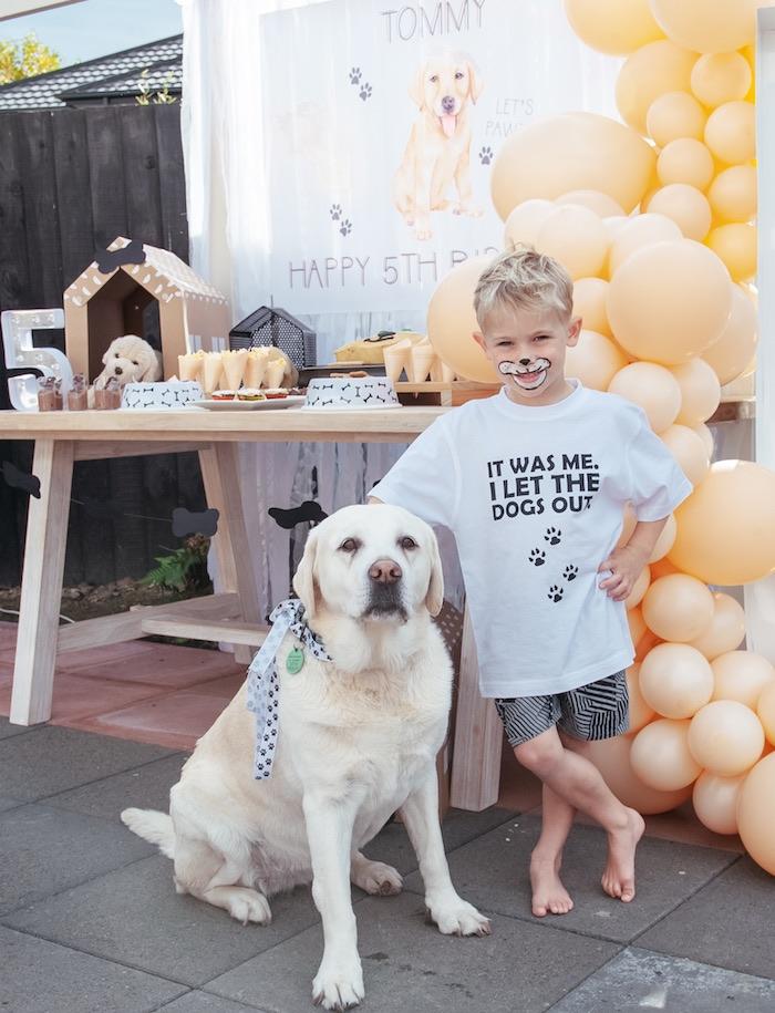 Puppy Party on Kara's Party Ideas | KarasPartyIdeas.com (10)