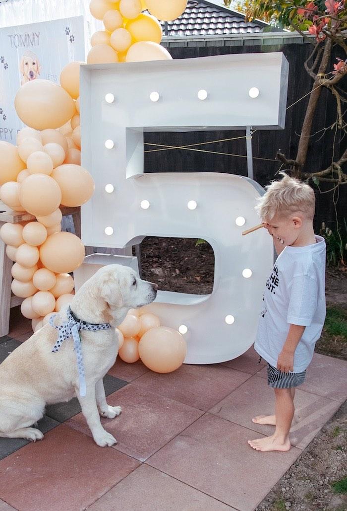 Puppy Party on Kara's Party Ideas | KarasPartyIdeas.com (20)