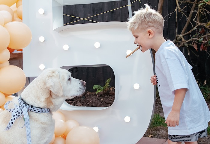 Puppy Treat from aPuppy Party on Kara's Party Ideas | KarasPartyIdeas.com (19)
