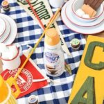 Summer Camp Party with International Delight S'mores Creamer by Kara's Party Ideas KarasPartyIdeas.com-87
