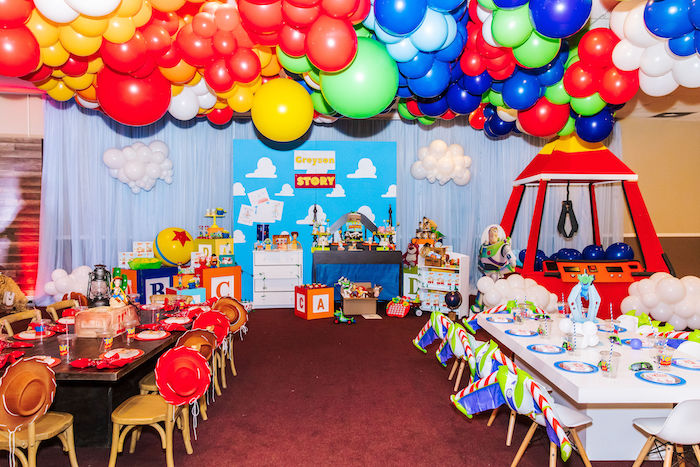 Toy Story Birthday Party on Kara's Party Ideas | KarasPartyIdeas.com (46)