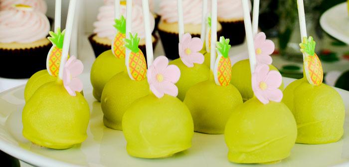 Tropical Summer Party on Kara's Party Ideas | KarasPartyIdeas.com (1)