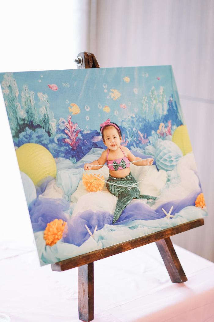 Highlight Photo from an Under the Sea Birthday Party on Kara's Party Ideas | KarasPartyIdeas.com (20)