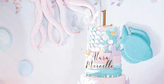 Under the Sea Birthday Party on Kara's Party Ideas | KarasPartyIdeas.com (1)