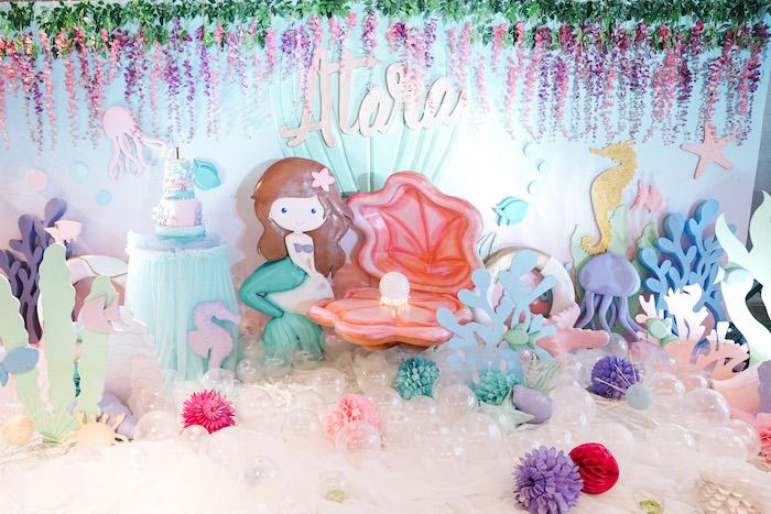 Under the Sea Birthday Party on Kara's Party Ideas | KarasPartyIdeas.com (32)