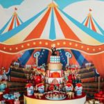 Vintage Circus Birthday Party on Kara's Party Ideas | KarasPartyIdeas.com (2)