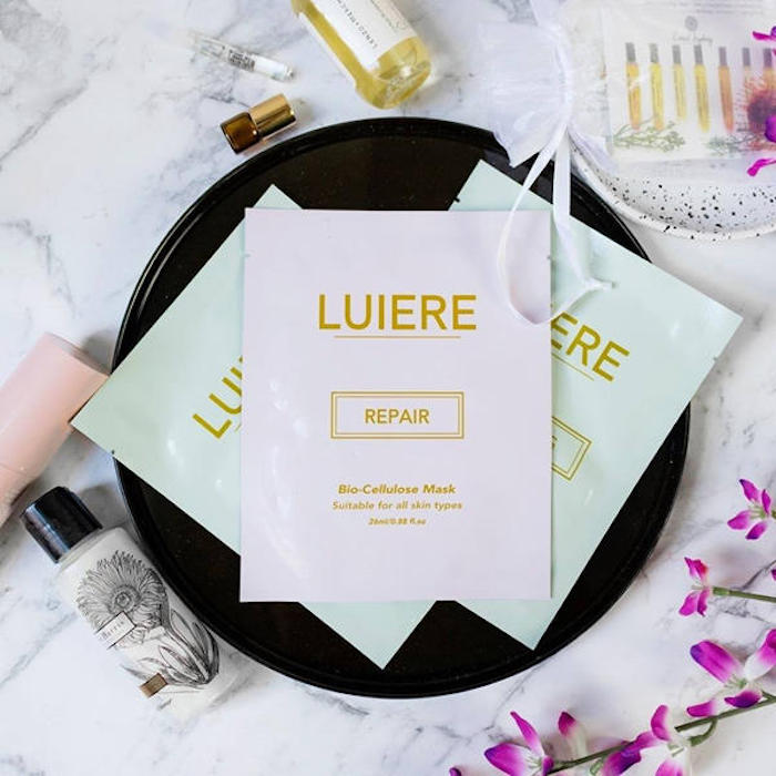 Luiere Skincare from a 2019 Wedding Trends from Celebrity Experts on Kara's Party Ideas | KarasPartyIdeas.com (17)