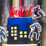Avengers Superhero Party for Twins on Kara's Party Ideas | KarasPartyIdeas.com (3)