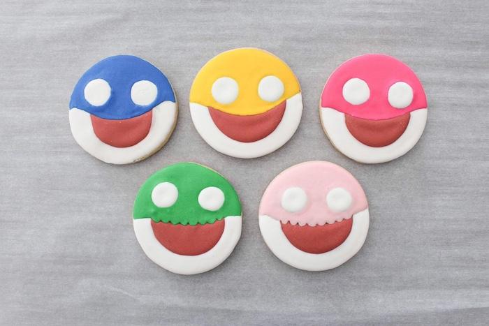 DIY Baby Shark Sugar Cookies on Kara's Party Ideas | KarasPartyIdeas.com (15)