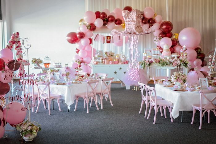 Ballerina Tea Party on Kara's Party Ideas | KarasPartyIdeas.com (32)