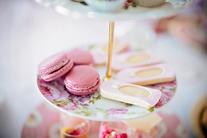 Sweets from a Ballerina Tea Party on Kara's Party Ideas | KarasPartyIdeas.com (15)