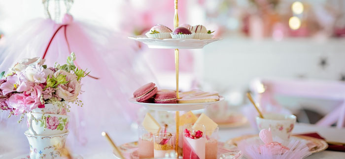 Ballerina Tea Party on Kara's Party Ideas | KarasPartyIdeas.com (2)