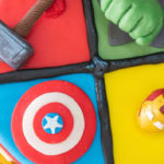 Comic Book Superhero Birthday Party on Kara's Party Ideas | KarasPartyIdeas.com (3)