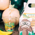 Curious George Safari Birthday Party on Kara's Party Ideas | KarasPartyIdeas.com (1)