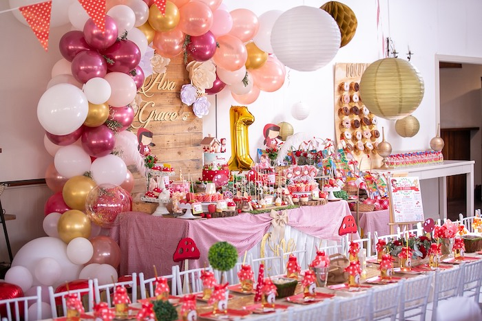 Little Red Riding Hood Birthday Party on Kara's Party Ideas | KarasPartyIdeas.com (11)